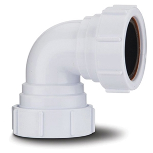 Polypipe Universal 40mm Compression Waste Fittings