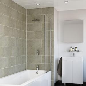Proplas Shower Wall Panel