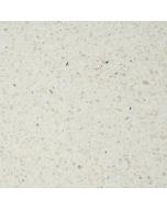 Bushboard Omega Gloss Vanilla Quartz Worktop - 4100mm x 600mm x 38mm