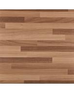 Bushboard Omega Fini A Light Walnut Block Worktop - 4100mm x 600mm x 38mm