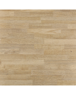 Bushboard Omega Ultramatt Natural Blocked Oak Worktop - 4100mm x 600mm x 38mm