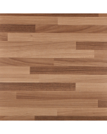 Bushboard Omega Fini A Light Walnut Block Worktop - 3000mm x 600mm x 38mm
