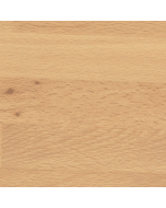 Pfleiderer Duropal Top Velvet White Beech Parquet Worktop - 4100mm x 600mm x 40mm