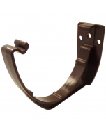 Freeflow 116mm Deep Flow Fascia Bracket - Brown