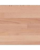 Formica Prima Matte 58 Beech Butcher Block Worktop - 4100mm x 600mm x 38mm