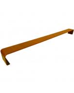Freefoam Square Edged Fascia Board Double Joiner - 600mm - Woodgrain Light Oak