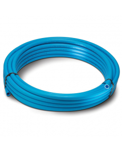 Polypipe 25mm Coil MDPE Water Service Pipe - 50 Metre