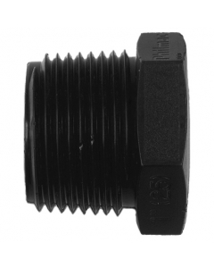 Philmac BSP Threaded Plug - BSP 1 ¼""