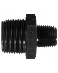 "Philmac BSP Threaded Nipple - BSP 1 ¼"""
