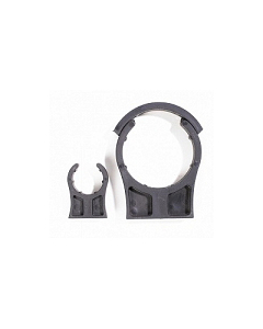 """Philmac MDPE Pipe Clip - Poly ½"""" (20mm)"""