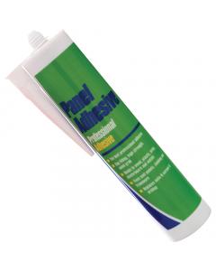 Basix Wall Panel Adhesive - 310ml - Clear