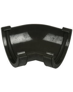 Cascade Cast Iron Style 112mm Roundstyle - Half Round 135 Degree Gutter Angle