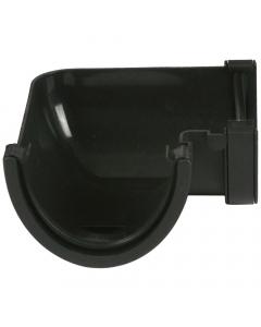 Cascade Cast Iron Style 115mm Deepstyle 90 Degree Gutter Angle