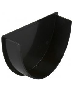 Brett Martin 170mm Large Deepstyle Gutter Internal Stopend - Black