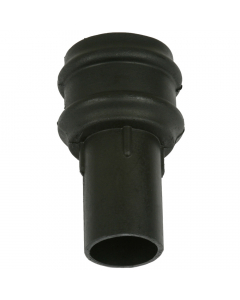 Cascade Cast Iron Style Round Down Pipe Coupler