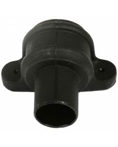 Cascade Cast Iron Style Round Down Pipe Coupler with Lugs
