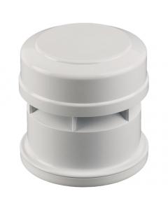Brett Martin 110mm Push Fit Soil and Vent Soil Air Admittance Valve - White