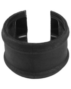 Cascade Cast Iron Style 110mm Push Fit Soil Plain Pipe Shroud