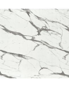 Bushboard Nuance Glaze Calacatta Statuario Bathroom Worktop - 3000mm x 360mm x 28mm