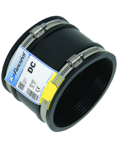 Flexseal 100-115mm Flexible Drainage Adaptor