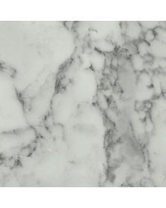 Pfleiderer Duropal Xtreme Matt Carrara Marble Breakfast Bar Worktop - 4100mm x 670mm x 20mm
