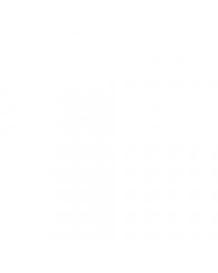 Pfleiderer Duropal Xtreme Matt Icy White Breakfast Bar Worktop - 4100mm x 670mm x 40mm