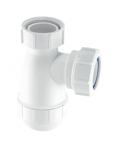 "McAlpine 50mm Water Seal Bottle Trap - 1 ¼"""