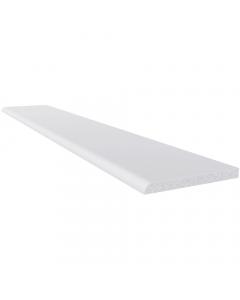 Freefoam 60mm x 6mm Plastic Architrave - 2.5 Metre - White