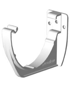 Freeflow 116mm Deep Flow Fascia Bracket - White