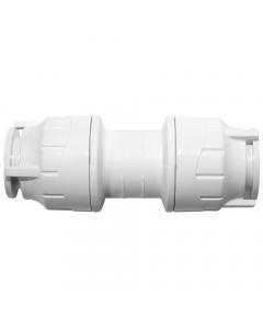 PolyFit 22mm Push Fit Coupler