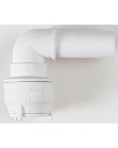 PolyFit 15mm Push Fit Spigot Elbow