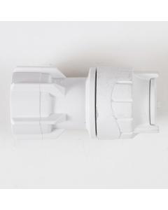 "PolyFit 10mm x ½"" Hand Tighten Tap Connector"