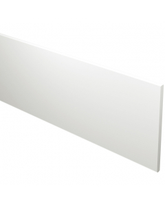 Freefoam 200mm x 16mm Magnum Flat Fascia - 2.5 Metre - White