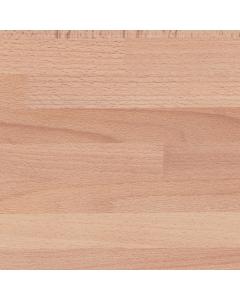 Formica Prima Matte 58 Beech Butcher Block Breakfast Bar Worktop - 4100mm x 900mm x 38mm