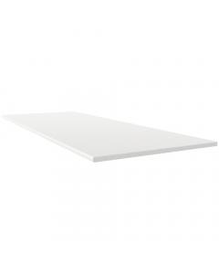 Freefoam 150mm x 10mm Solid Soffit Board - 2.5 Metre - White