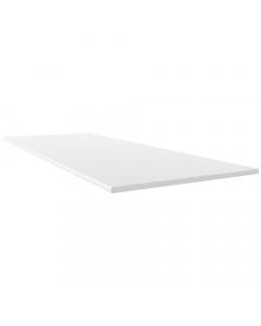 Freefoam 150mm x 10mm Solid Soffit Board - 5 Metre - White