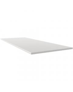 Freefoam 200mm x 10mm Solid Soffit Board - 5 Metre - White