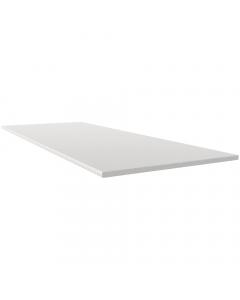 Freefoam 225mm x 10mm Solid Soffit Board - 2.5 Metre - White