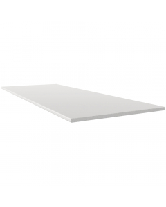 Freefoam 225mm x 10mm Solid Soffit Board - 5 Metre - White