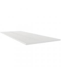 Freefoam 250mm x 10mm Pre Vented Soffit Board - 5 Metre