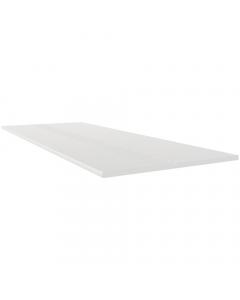 Freefoam 605mm x 10mm Pre Vented Soffit Board - 5 Metre