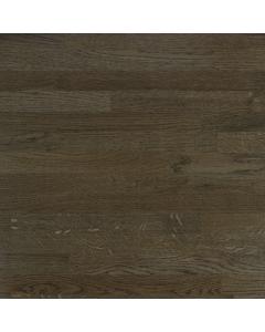 Tuscan Solid Wood Prefinished Expresso Oak Breakfast Bar Worktop - 2400mm x 900mm x 40mm