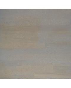 Tuscan Solid Wood Prefinished Fossil Oak Breakfast Bar Worktop - 2400mm x 900mm x 40mm