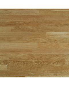 Tuscan Solid Wood Prefinished European Oak Worktop - 4000mm x 650mm x 40mm