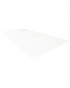 Mr Plastic PVC Hygienic Sheet - A5 Size - 2.5mm - 148mm x 210mm