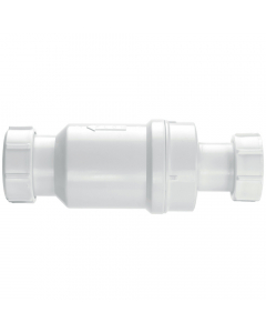 McAlpine MacValve Self Closing Waste Valve - 1 ¼""