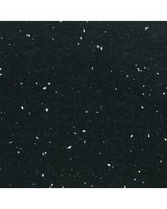 Oasis Gloss Black Andromeda Worktop - 3000mm x 600mm x 38mm