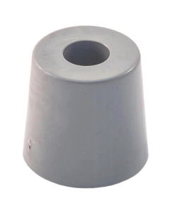 Polypipe Rainwater 30mm Down Pipe Spacer - Grey