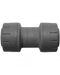 PolyPlumb Straight Coupler - 22mm
