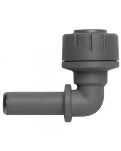 PolyPlumb Spigot Elbow - 22mm